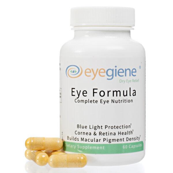 Eye Formula Nutritional Supplement from EyeGiene