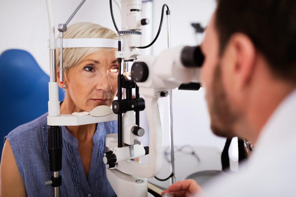 Dry Eye Disease Optometrist Diagnosis
